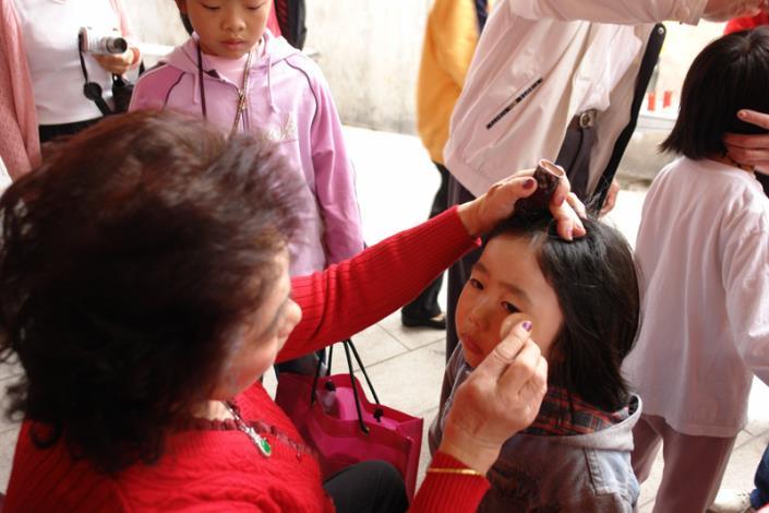 2009妝人-蜈蚣座照片