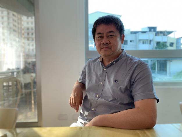 「范特喜微創文化」創辦人鍾俊彥