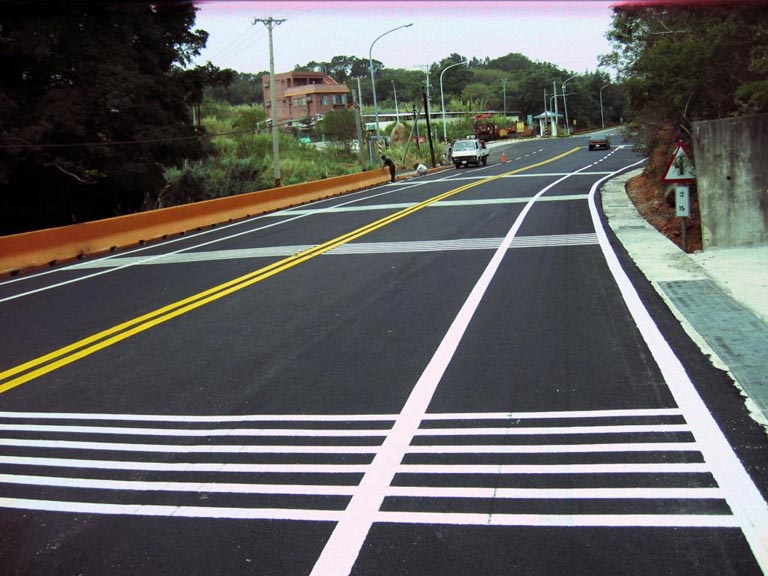 工務局-成功至夏興道路整建工程之照片