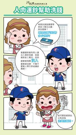 漫畫-3_人肉運鈔幫助洗錢