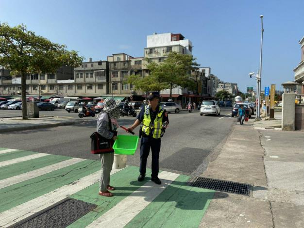 2-109年9月1日路口安全宣導及交通稽查2