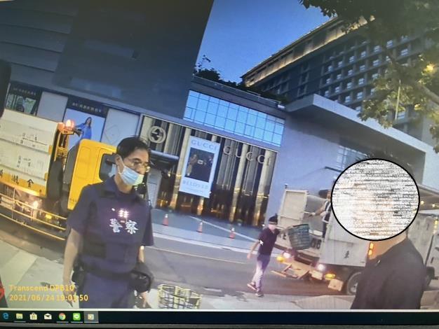 1100624落實執行勤務線上查獲機車竊盜現行犯-1