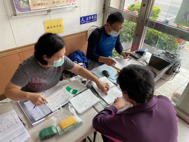 1091011-28 辦理婦癌巡迴篩檢活動2
