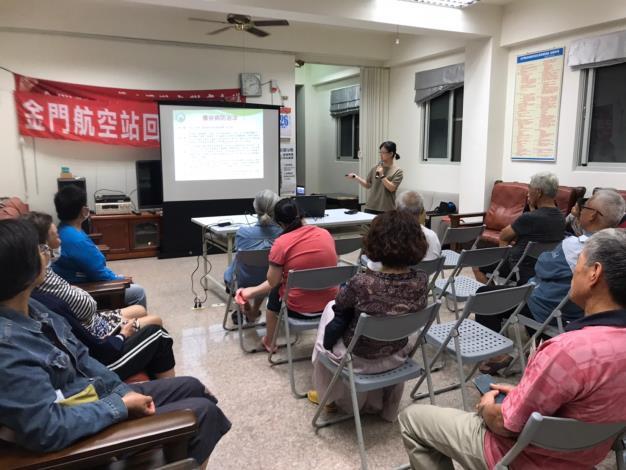 1091028 至泗湖社區發展協會辦理腸病毒及結核病衛教宣導2