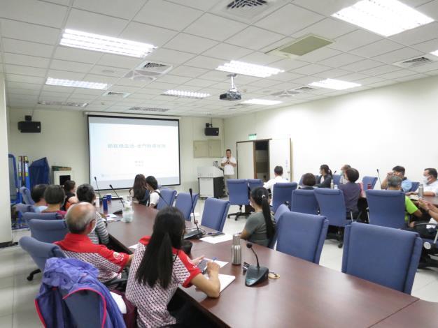 1090829 109年度氣候變遷教育培力宣導系列活動-建築節能診斷培訓課程