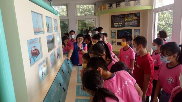 1091119 柏村國小參訪低碳教育館