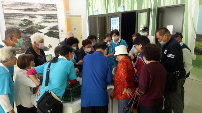 1091101 天成佛殿參訪低碳教育館