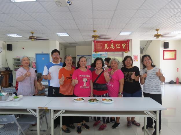 1090704-0705 「節能廚房」低碳飲食實作研習會(下莊社區)