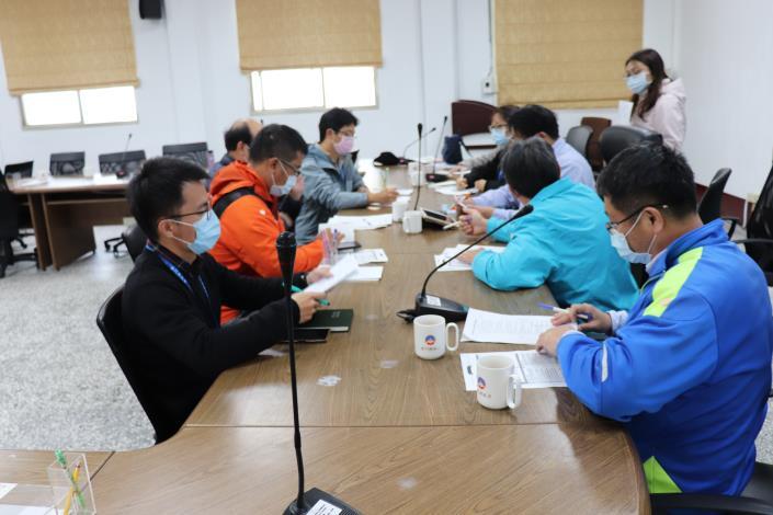 1090424 「金門大橋通車之公民咖啡館操作議題確認會議」