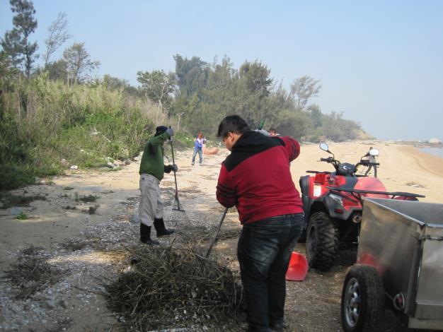1090401-0430109年4月海岸環境維護