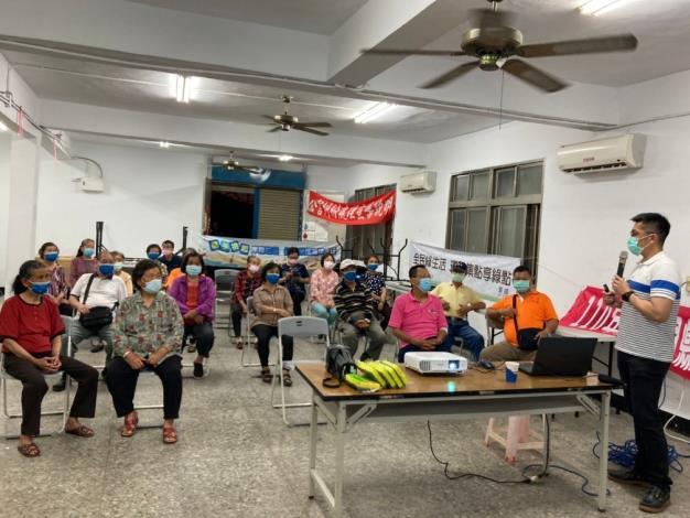 1100512110年社區巡迴宣導-榜林社區