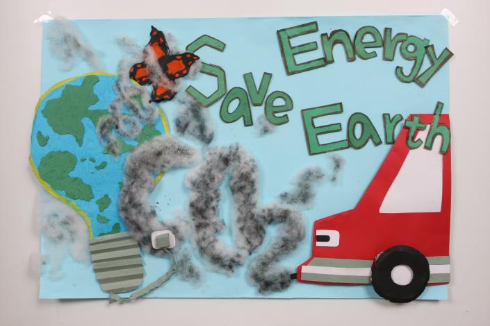 Save energy save earth