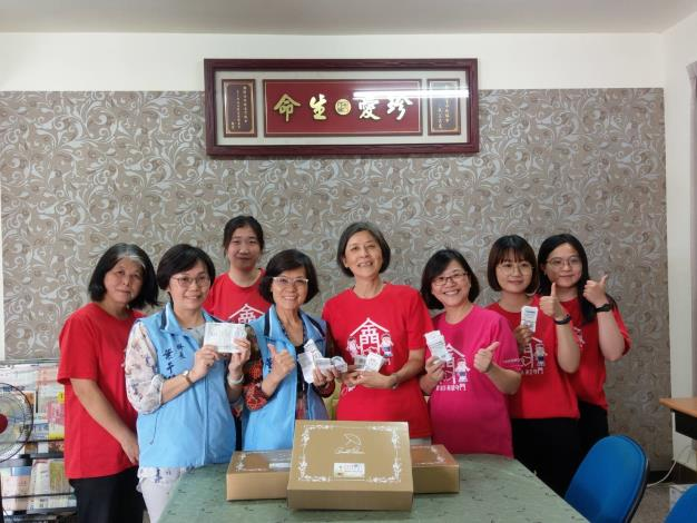 1100507稅務局匯集民眾愛心  發票轉贈生命線協會