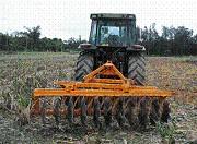 農試所-採收深耕作業照片