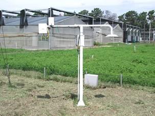 農試所-溫度、濕度器照片