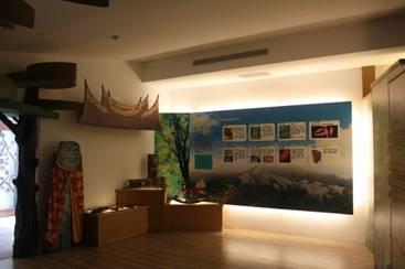 森林與生活展示區