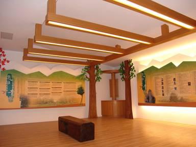 造林成果展示區