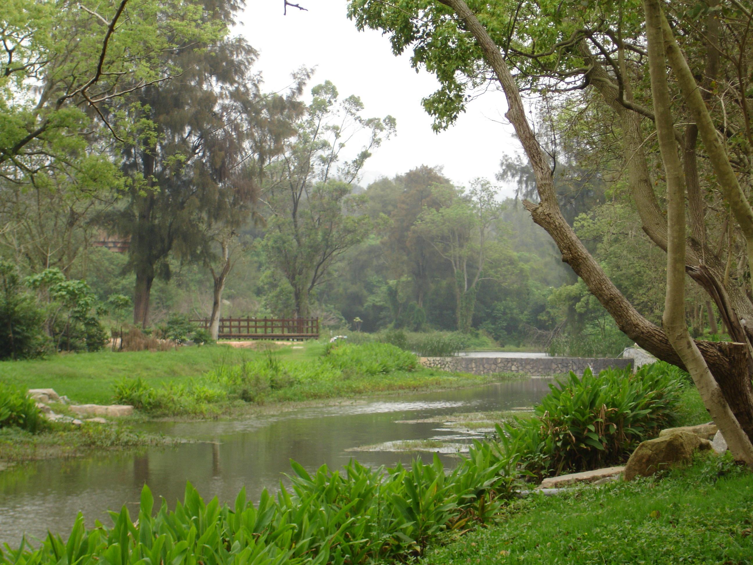 天然生態區