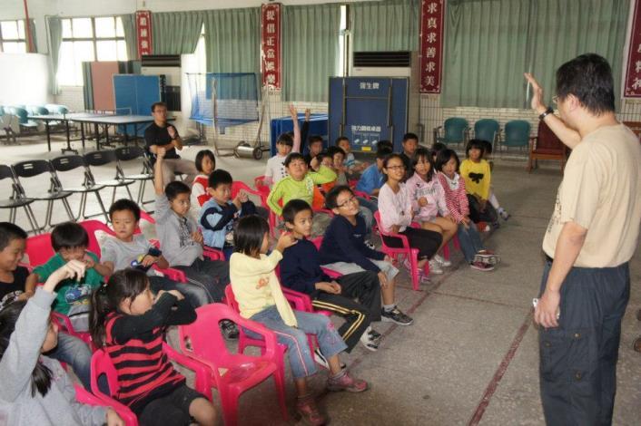 101年台灣野望國際自然影展金門場次系列之二