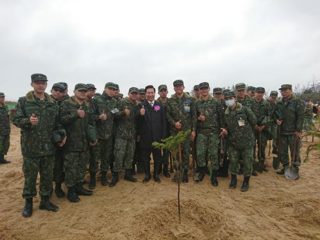 106年植樹節活動