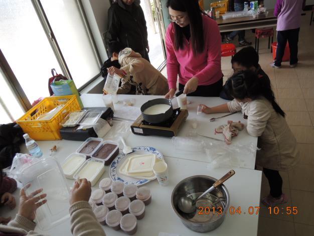兒童節畜試所親子乳製品研習迴響熱烈