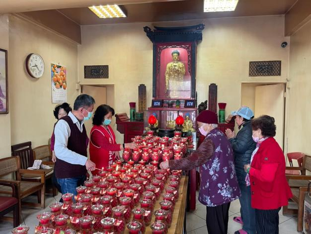 110年元宵節點燈祈福活動4