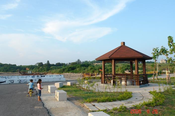 金城鎮公所-工程-後豐港整建工程-社區遊憩空間.JPG