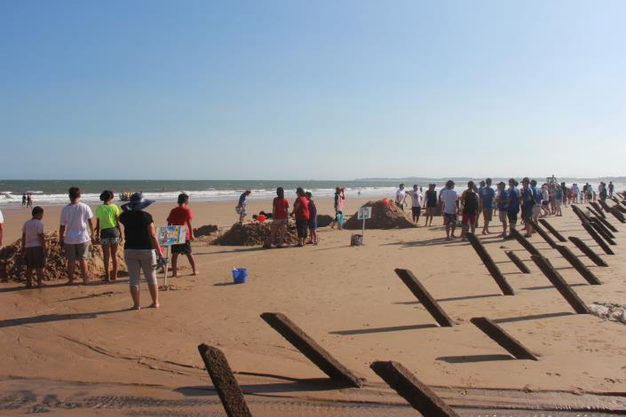 2014花蛤季-沙雕比賽