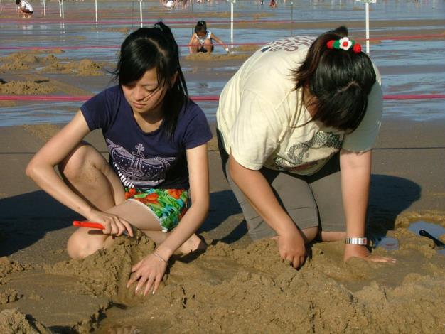 2.挖花蛤2007