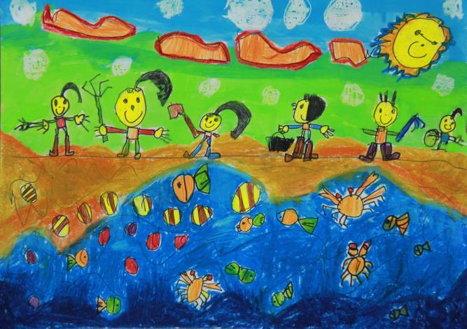 2014寫生比賽-幼兒園組