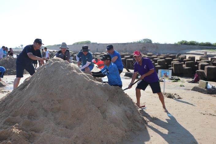 106年海灘花蛤季照片