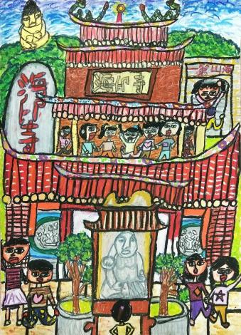 國小低年級組-第一名-陳語杉
