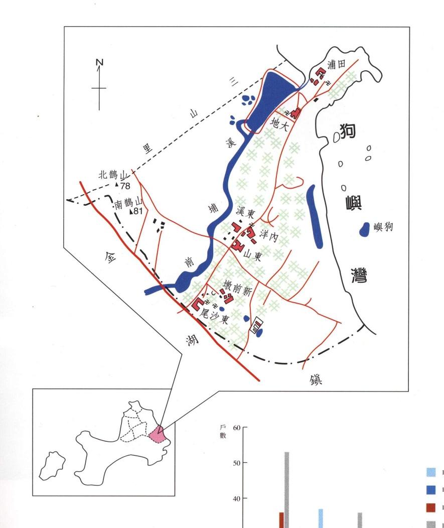 金沙鎮公所-大洋里區域圖