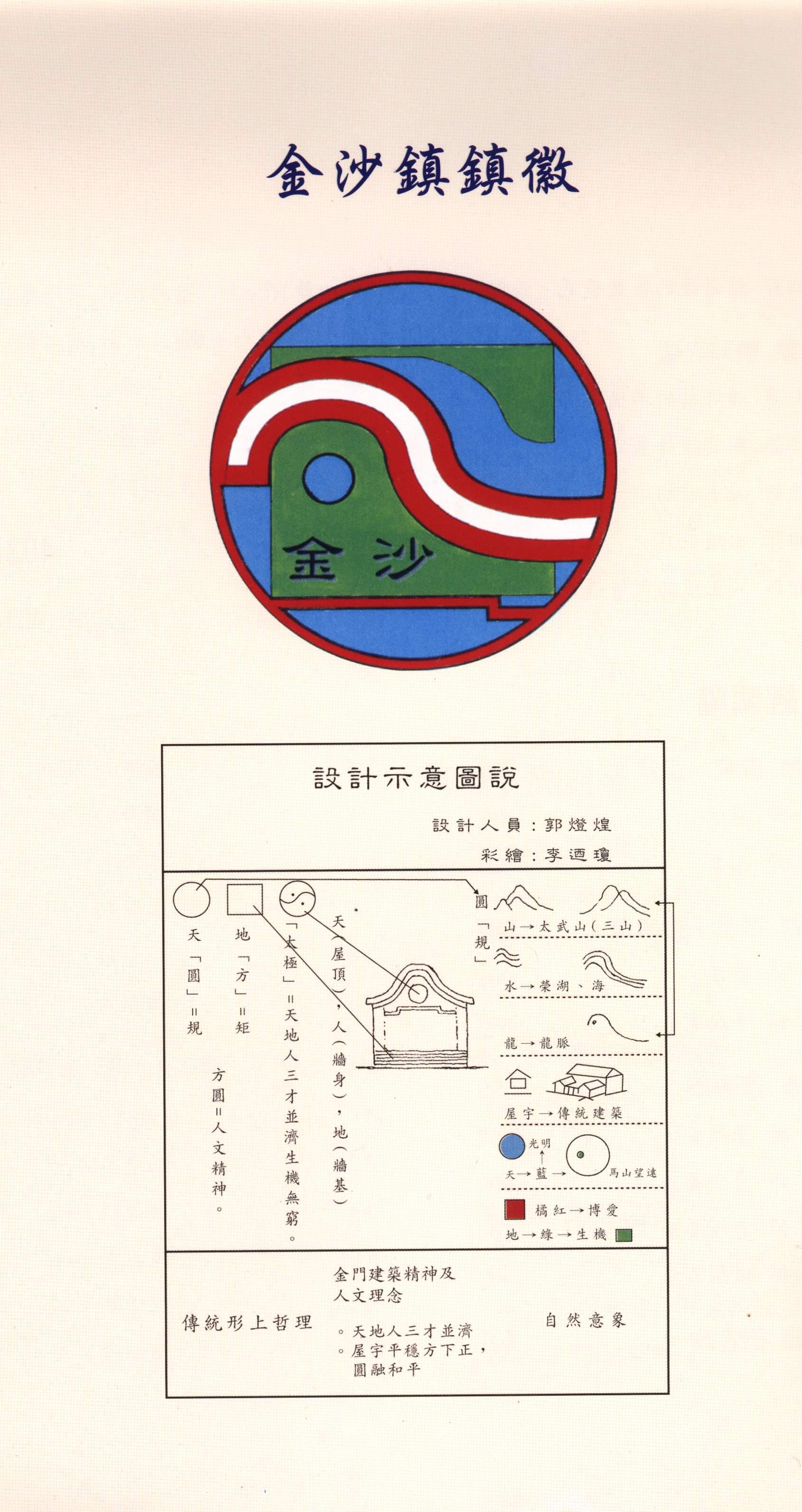鎮徽及圖解說明