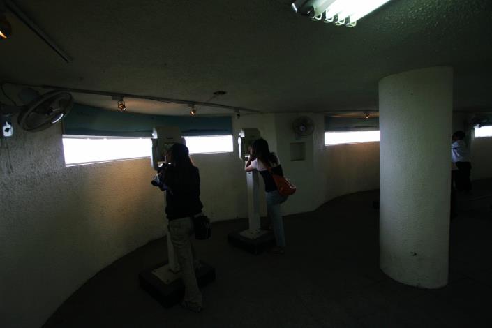馬山觀測所、播音站