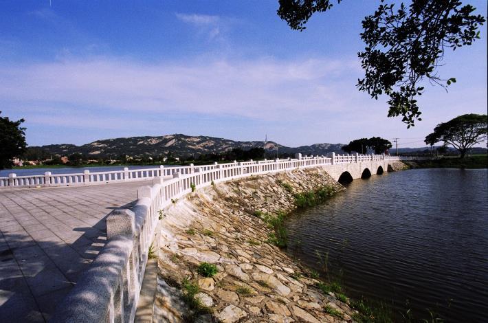 榮湖、金沙水庫