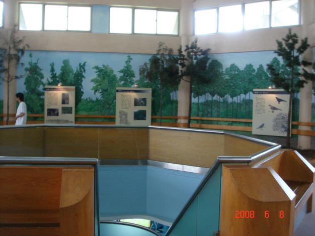 金寧鄉公所-國家公園雙鯉濕地自然中心館內場景二.JPG