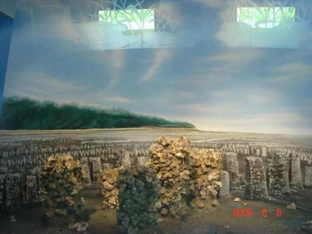 金寧鄉公所-國家公園雙鯉濕地自然中心館內之生態標本模型二.JPG