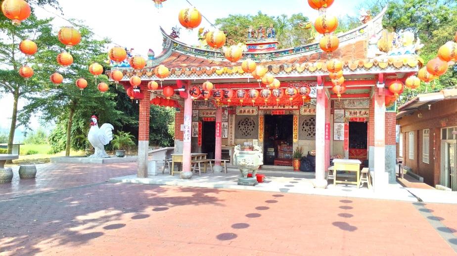 上林將軍廟