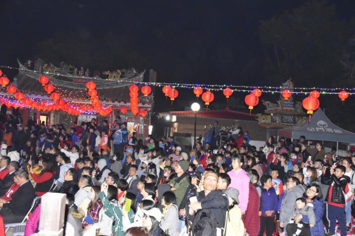 5金廈兩岸春節煙火活動_190206_0018