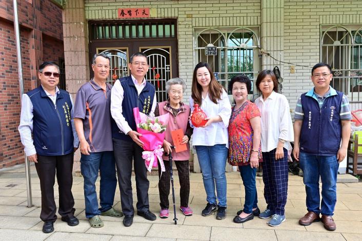 109.5.7(四)烈嶼鄉109年模範母親表揚活動