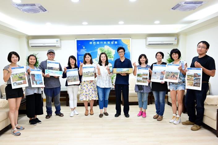 109.6.19烈嶼綠石槽網路攝影比賽活動頒獎茶會