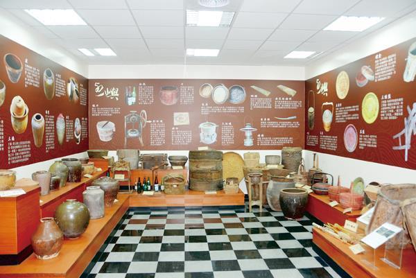 烈嶼文化館 保存在地歷史文化