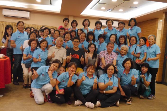 1090921主任交接暨志工聯誼餐會(雙囍餐廳)