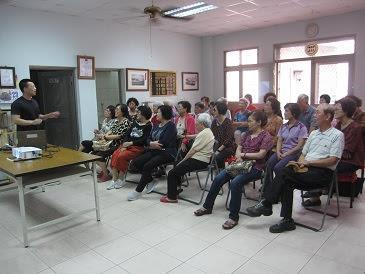 社區衛生教育宣導講座