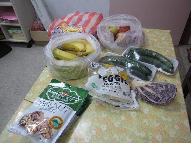健康飲食體位管理—健康端午飲食衛教暨蔬菜捲製作示範品嘗活動