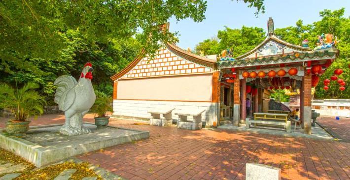 Lifu Jiangjun Temple