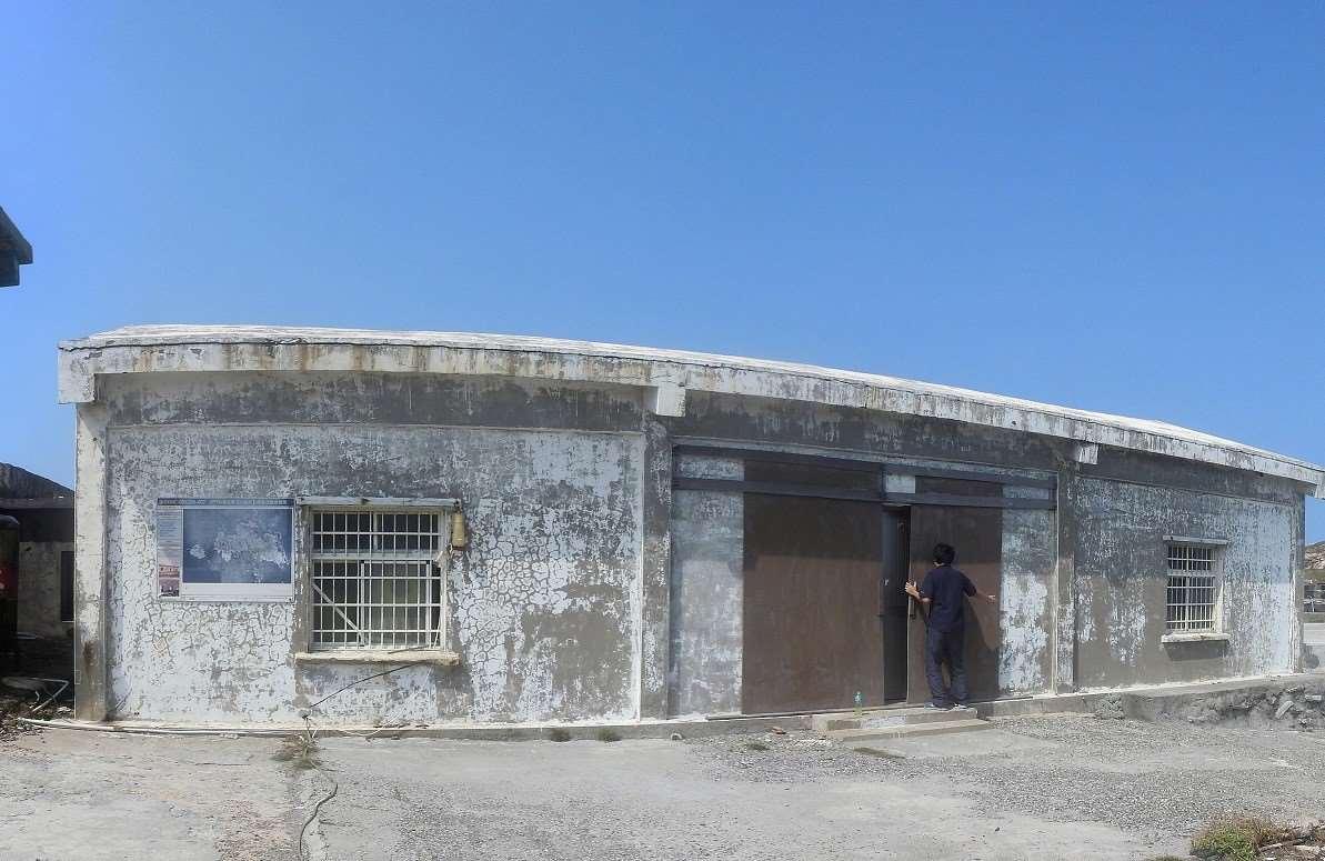 小坵村避難所